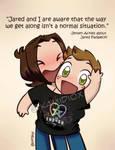 Jensen loves Jared 06