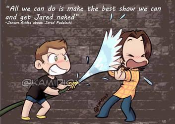 Jensen loves Jared 10