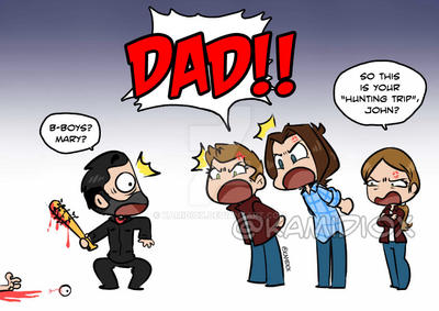 Busted! by KamiDiox