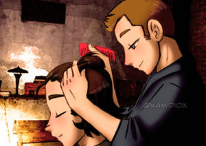 We were born to make history (wincest)