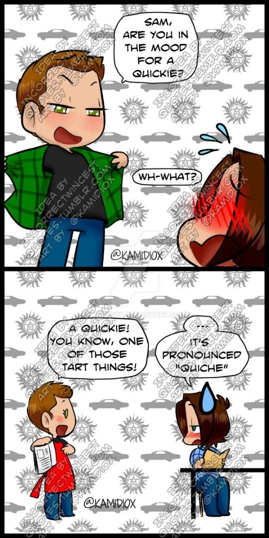 Quickie (Wincest) by KamiDiox