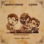 Winkcestober 2018 day 11: Zombie