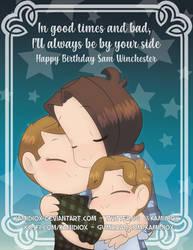 Happy Birthday Sam Winchester