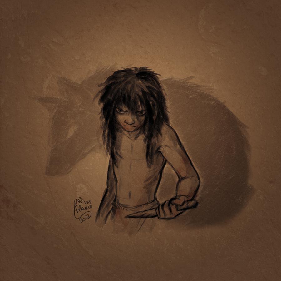 MFC: Mowgli by Dalamar89