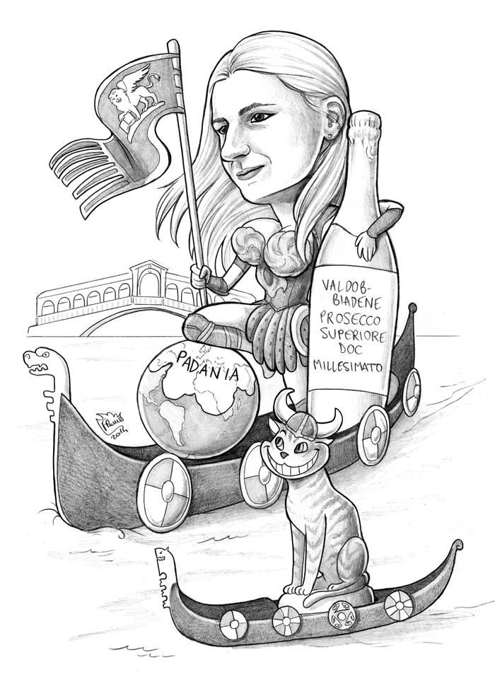 Caricature 78 by Dalamar89