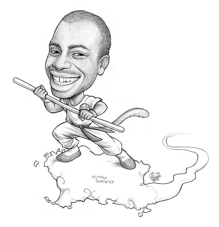 Caricature 86 by Dalamar89