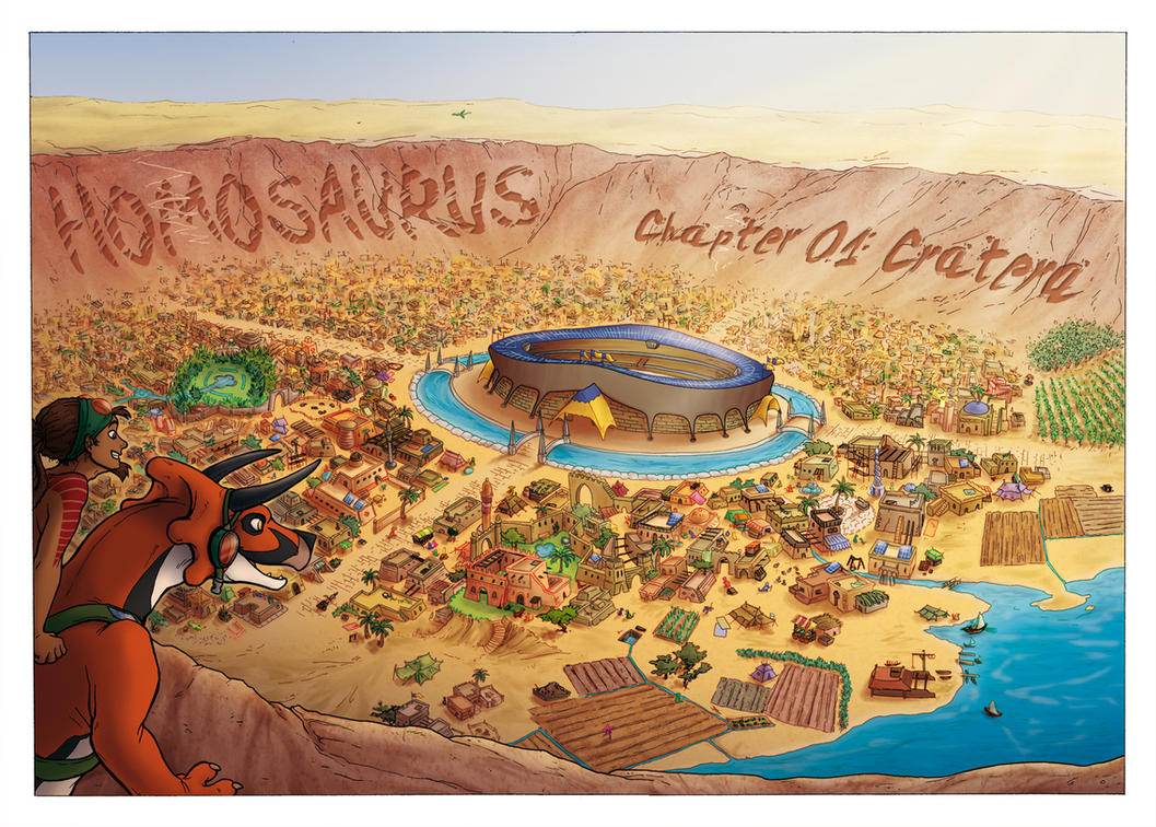 Homosaurus 4-5 by Dalamar89