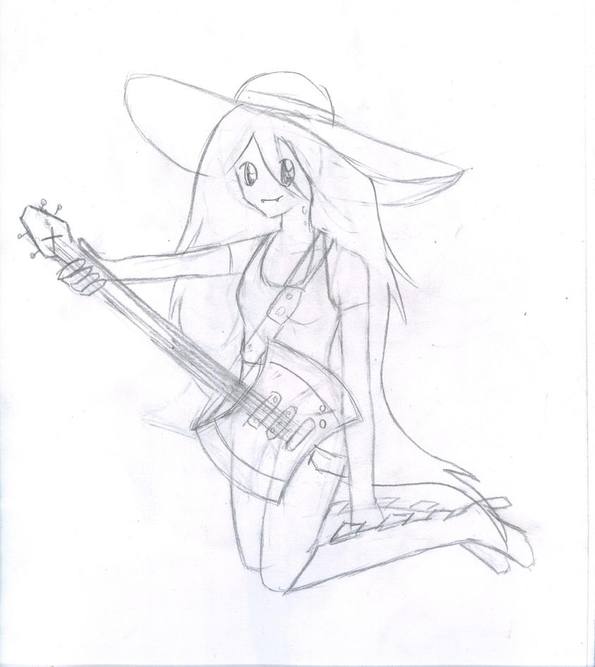 Adventure Time - Marceline [Anime Style] by Cc ...