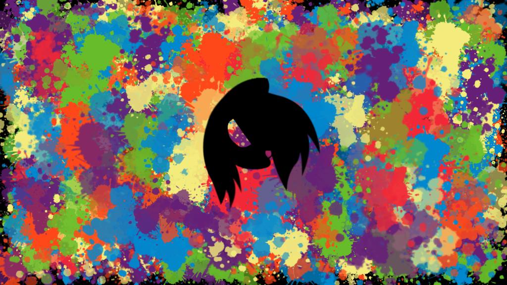 Rainbow Splash Wallpaper by Cc-SakuraAvalon-cC