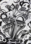Modern motif 2. Coral myths by Barahtianskiy