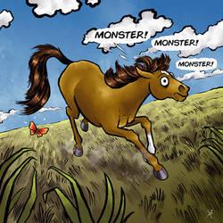 Monster - Pastasagne's adventures by Metanagon