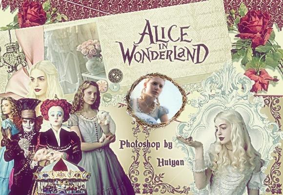 alice in wonderland 1 by Diane-Demiley
