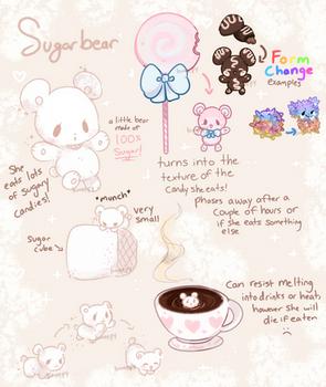 oc - sugarbear