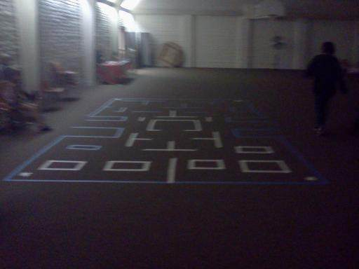 life size pac man by mrhamball on DeviantArt