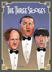 The Damned 3 Stooges, Who Else? by davidr2000