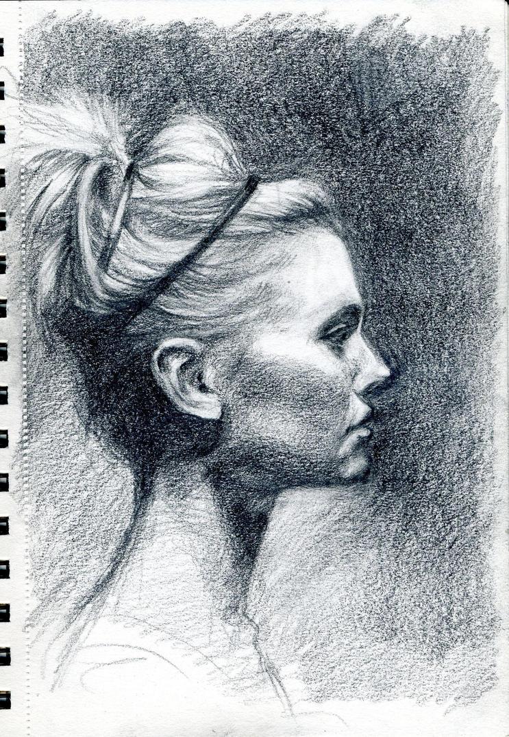 Girl by MarthaDeAth
