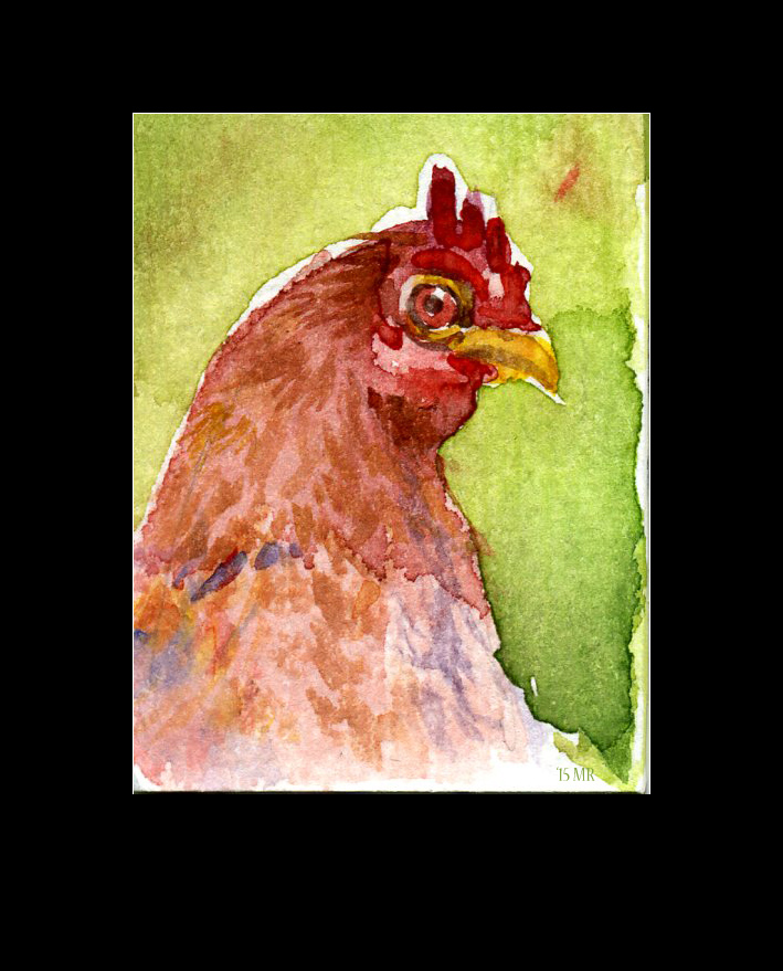 Hen by MarthaDeAth