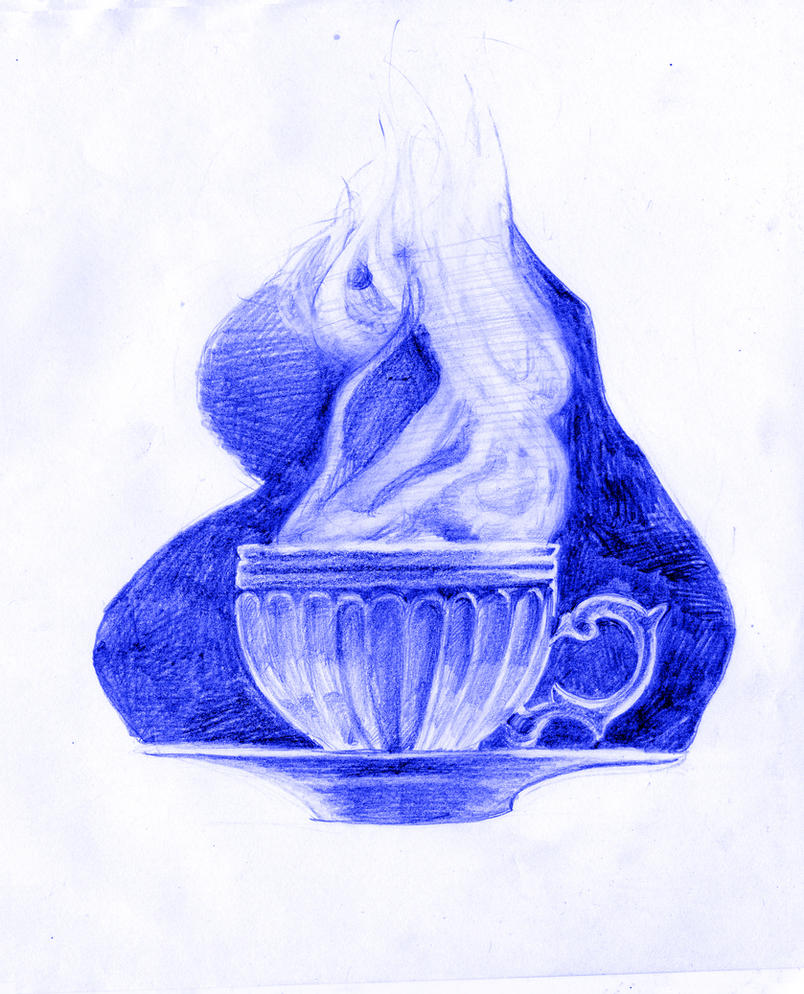 Tea by MarthaDeAth
