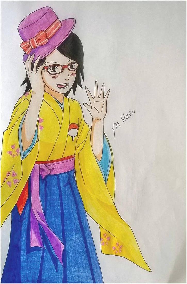 Sarada 1 by YinHaru95