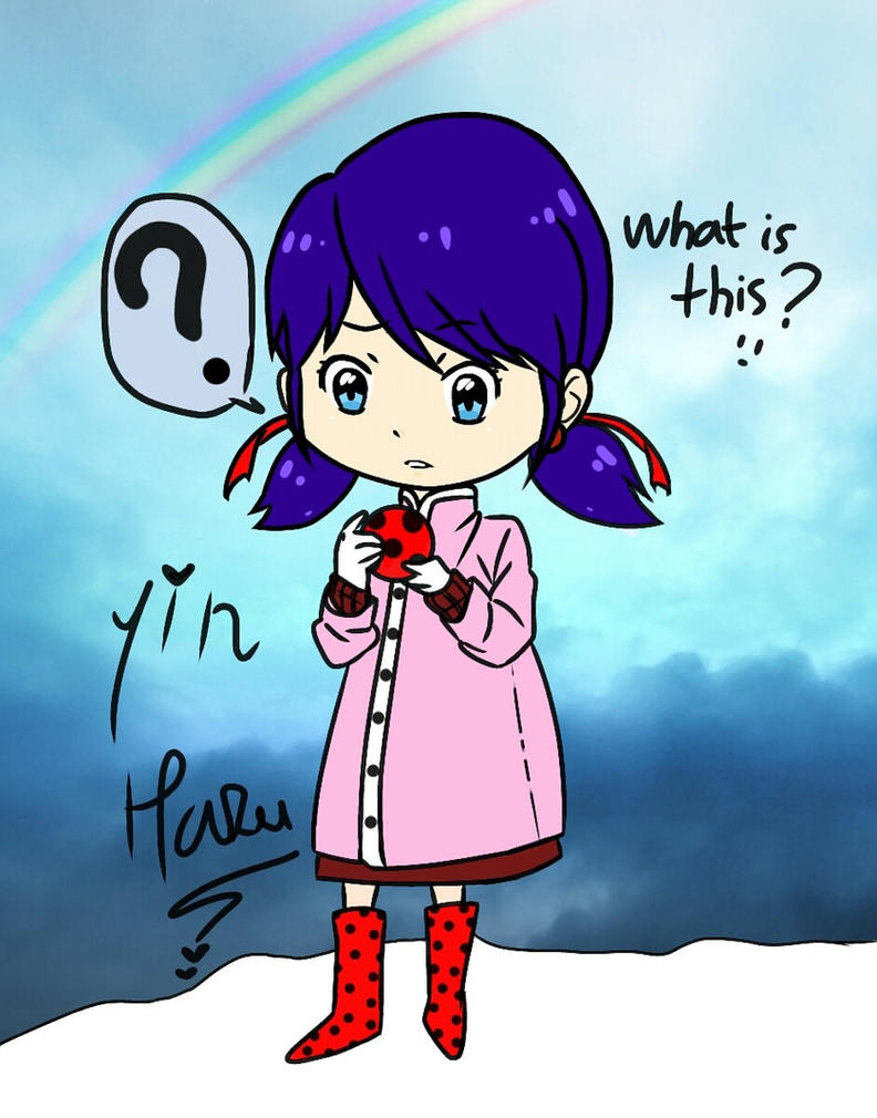 Marinette by YinHaru95