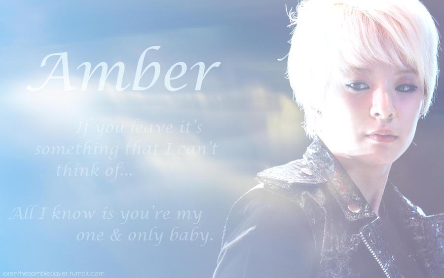Amber - Bias Challenge by XxDark-ValentinexX