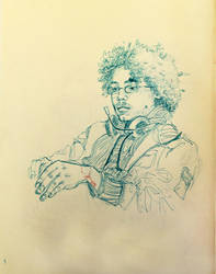 Sketch - Peter (again)