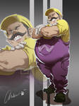 Is that Wario?