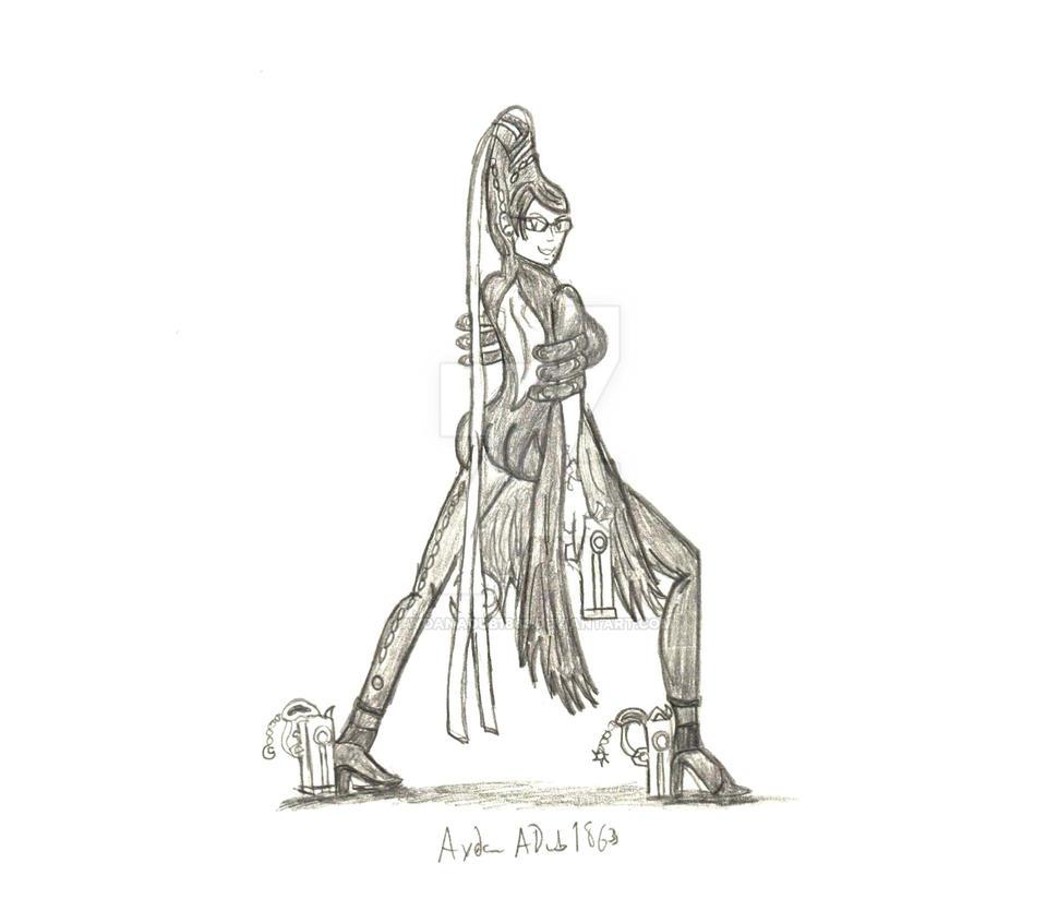 Bayonetta (Original) by AydanADub1863