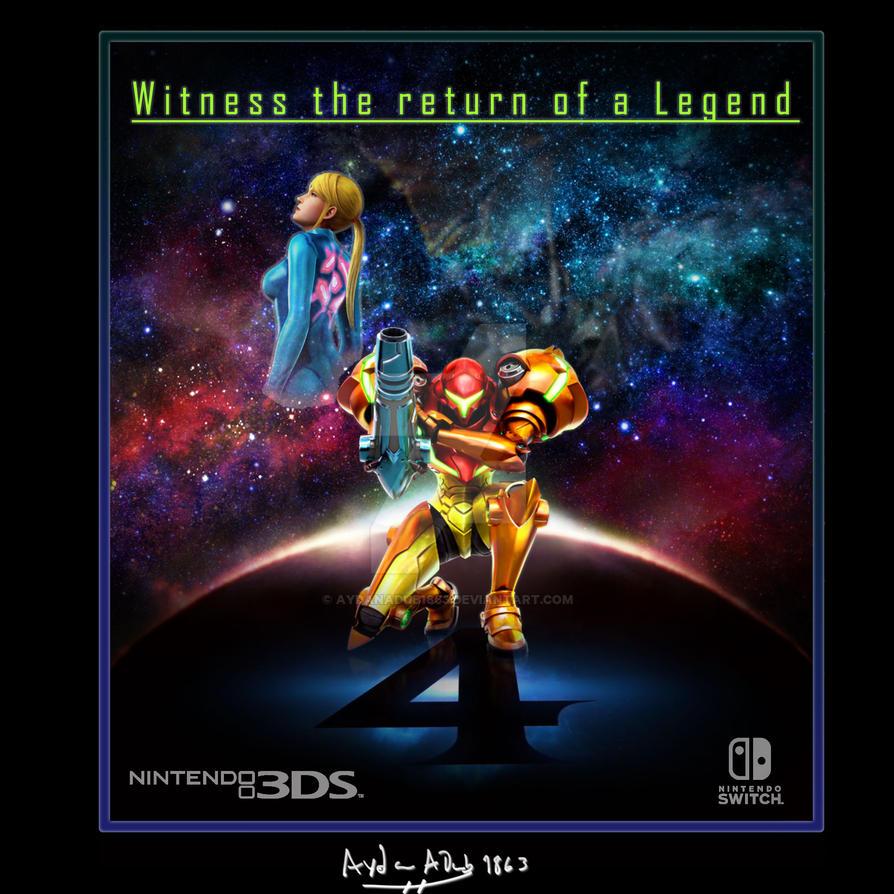 Metroid-Returns-mock-up-Poster-v2 by AydanADub1863