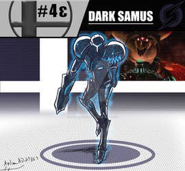 Super Smash Bros. Ultimate: #4' Dark Samus