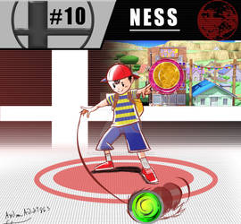 Super Smash Bros. Ultimate: #10 Ness