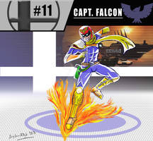 Super Smash Bros. Ultimate: #11 Capt. Falcon