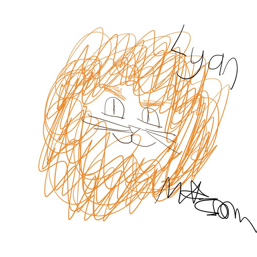 Lyan Drawing (Second) by MasonTehOwl