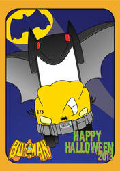 Happy Halloween 2013-14 by Car2ner917