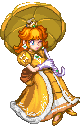 Princess Daisy Edited by SailorBomber