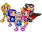 Bakugaiden Group Sprite by SailorBomber