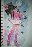Draculaura by SailorBomber
