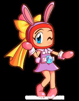 Akabon Bunny New dress