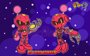 Act-Zero Bomber - SBR Style by SailorBomber