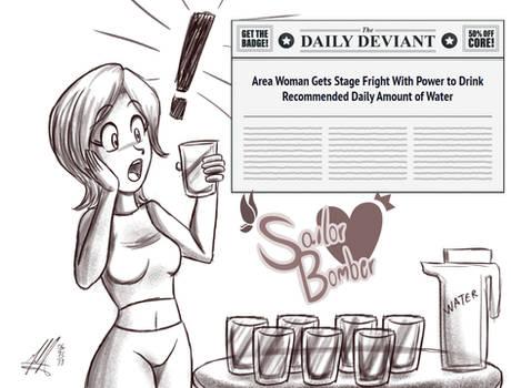 Stupid Powers Deviantart