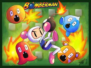 Bomberman Anniversary