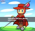 Red Bomberman - Red Mage SBR