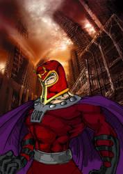 Magneto's Destruction