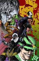 Legion of Doom by Hamtheruleroverall