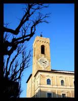 Cingoli...Balcone delle Marche by mocav
