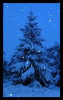 Il ballo dei fiocchi di neve by mocav