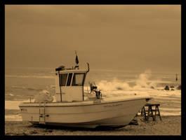 Il mare d'inverno by mocav