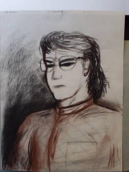 The Dreaded Self Portrait