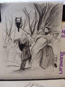 Betrayal of Jesus