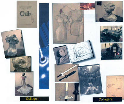 Collage of varrious images